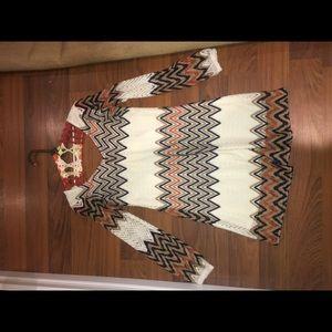 Full Tilt XS long sleeve dress